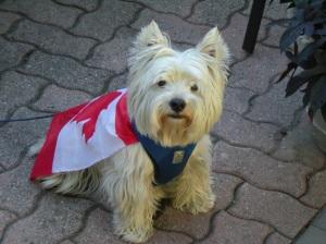 Dunc Canada Day